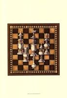 Chess Set I Fine-Art Print
