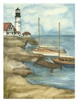 Sunday Sail I (PT) Fine-Art Print