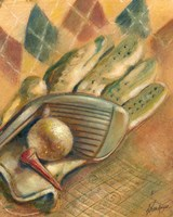 Classic Golf (P) IV Fine-Art Print