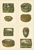Mini Jewel Boxes Fine-Art Print