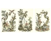 Mini Oriental Garden Fine-Art Print