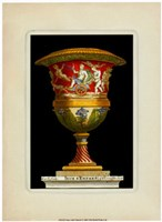 Vase with Chariot Fine-Art Print