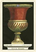 Vase with Red Center Fine-Art Print