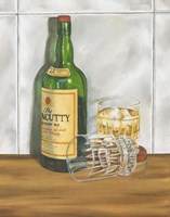Scotch Series I Fine-Art Print