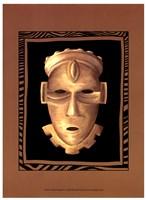 African Mask IV Fine-Art Print