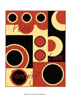 Circle of Love III Fine-Art Print