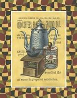 Coffee Grounds Fine-Art Print