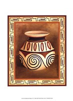 Southwest Pottery IV Fine-Art Print