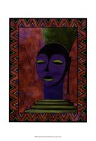 African Beauty II Fine-Art Print