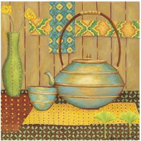 Ginkgo Tea Pot Fine-Art Print