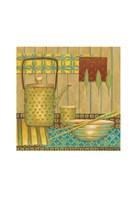 Willow Tea Pot Fine-Art Print