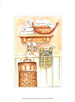 Laundry Day I (PT) Fine-Art Print