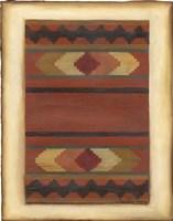 Rio Grande Weaving (H) II Fine-Art Print