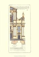 Classical Faade I Fine-Art Print
