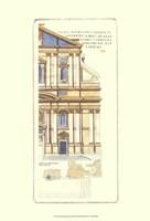 Classical Faade III Fine-Art Print