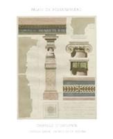 Palais de Fontainbleu I Fine-Art Print