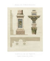 Palais de Fontainbleu II Fine-Art Print