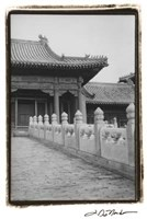 Forbidden City Walk, Beijing Fine-Art Print