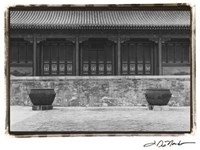 Chinese Symmetry, Beijing Fine-Art Print