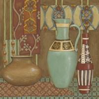 Tapestry Still Life I Fine-Art Print