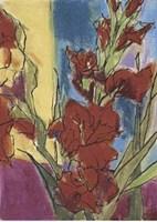Floral Fantasy II Fine-Art Print