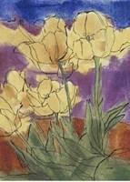Floral Fantasy III Fine-Art Print