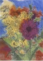 Floral Fantasy IV Fine-Art Print