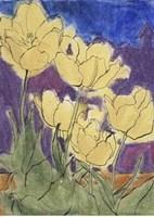 Floral Fantasy VI Fine-Art Print