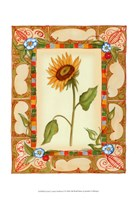 French Country Sunflower I Fine-Art Print