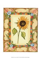 French Country Sunflower II Fine-Art Print