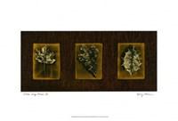 Block Leaf Panel II Fine-Art Print