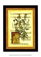 Spice Recipe I Fine-Art Print