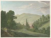 Tranquil Cascade III Fine-Art Print