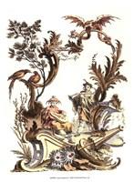 Asian Garden II Fine-Art Print