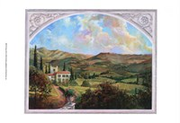 Tuscan View Fine-Art Print