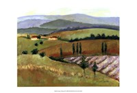 Tuscany Afternoon II Fine-Art Print