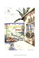 Tropical Holiday I Fine-Art Print