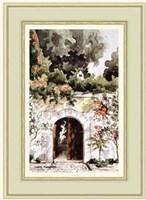 Gateway to a Turkish Garden Fine-Art Print
