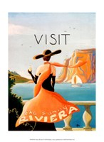 Sunny Riviera Fine-Art Print