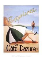 Cote d'Azure Fine-Art Print
