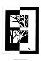 Minimalist Tree I Fine-Art Print