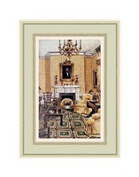 Lincoln Sitting Room in Blair House Fine-Art Print