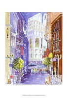 Maiden Lane, San Francisco, CA Fine-Art Print