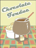 Chocolate Fondue Fine-Art Print