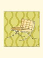 Modern Chair I Fine-Art Print