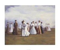 Ladies Golf Giclee