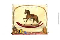 Rocking Horse (D) I Fine-Art Print