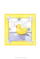 Rubber Duck (D) II Fine-Art Print