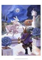 Cinderella Rabbit Fine-Art Print
