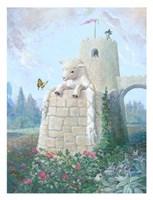 Rapunzel Lamb Fine-Art Print